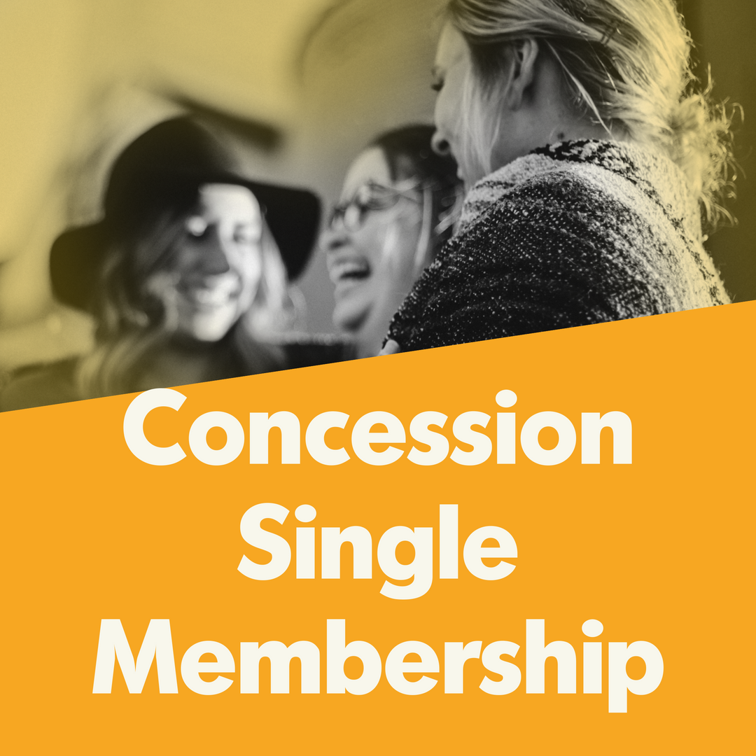Single Concession Membership